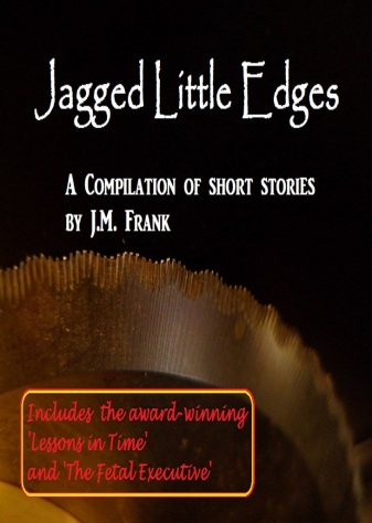 BOOK COVER-Jagged Little Edges