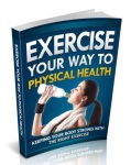 Exercise your way to physical health-nonfiction-ebook-Book Cover