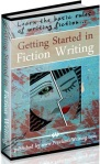 Getting started in fiction writing-nonfiction-ebook-book cover