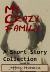 My crazy family-book cover