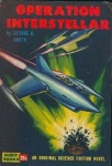 Operation Interstellar-fiction-ebook-Book Cover