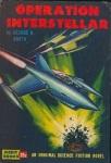 Operation Interstellar-fiction-ebook-Book Cover