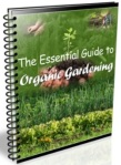 The essential guide to organic gardening-nonfiction-ebook cover