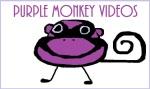 Purple Monkey Logo