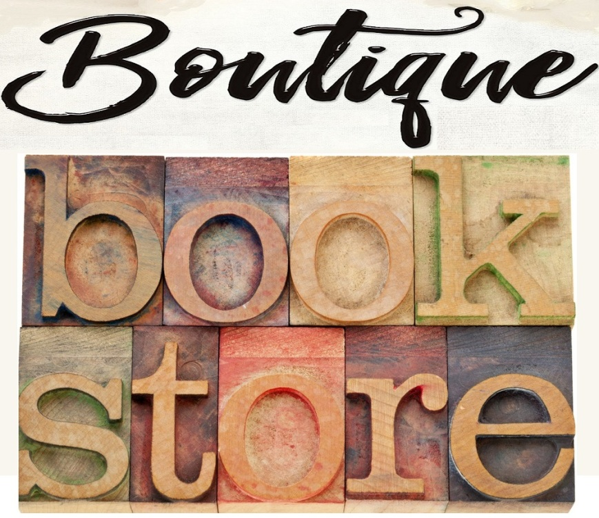 boutique bookstore