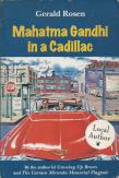 Mahatma Gandhi in a Cadillac-fiction