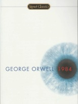 Book Cover-Fiction-1984